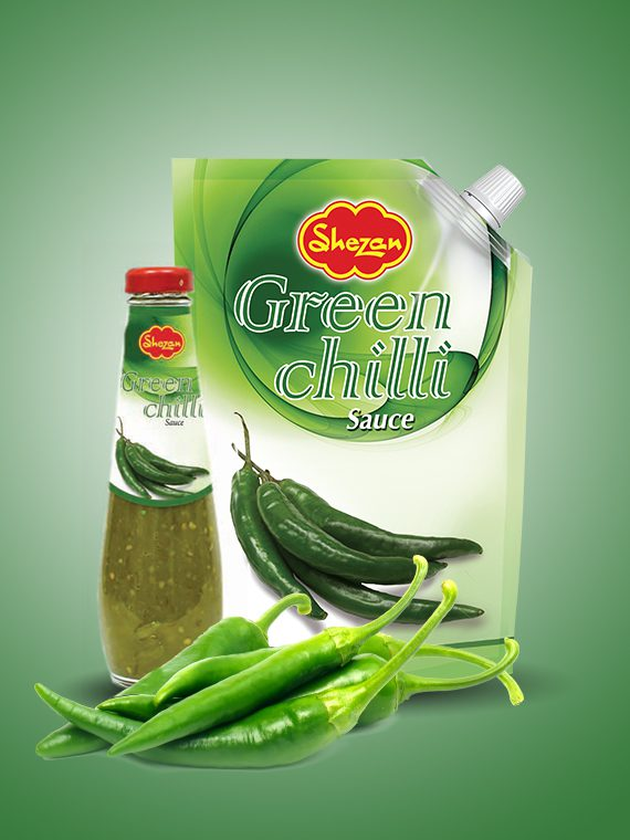 Shezan Green Chili Sauce